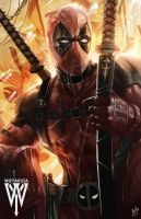 The New Deadpool by WizyakuzaGod56