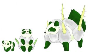 Fakemon Grass Starter by Patho-boy