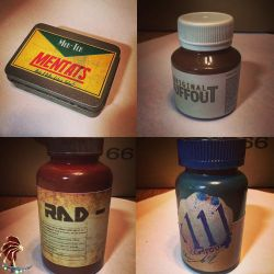 Fallout Meds by LoreBox
