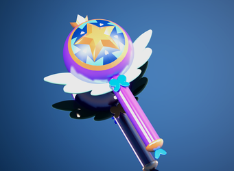Royal Magic Wand (Star vs the Forces of Evil) by portadorX