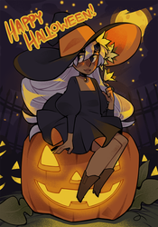 Happy Halloween! by Kiwifie