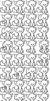 Adoptables blank sheet by Violetkay214