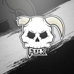 Mascot logo for FEAR CSGO TEAM! Order yours! by Qeesec