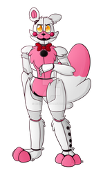 FNaF SL: Funtime Foxy~ by Beckitty