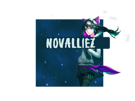 [Attempt] Novalliez Profile Icon by Novalliez