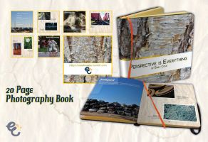 20 Page Photography Book by EmersonWolfe