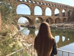 my favourite parts of france: pont du gard by xxsavemysoul