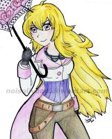 Yang Neopolitan by noisulivone