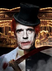 Jeremy Irons by TheOtherCraftLord