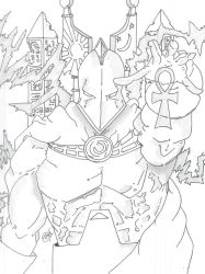 Dr Fate by Vaughn787