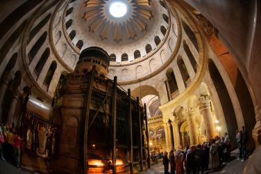 Church of the Holy Sepulchre by DaniBabitz