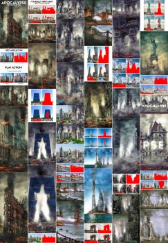 Apocalypse Photoshop Action by GraphicAssets