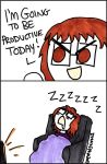 Productive by DivaXenia