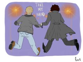 take my hand by f1cus