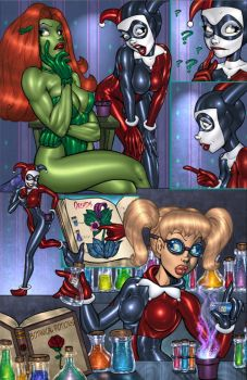 HARLEY AND IVY P002 by nathanscomicart