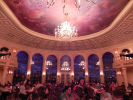 Be Our Guest Restrant 2 by Disneyfan84