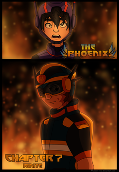 The Phoenix Chapter 7 by Aileen-Rose