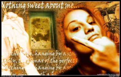 : : nothing sweet about me : : by EasyCom