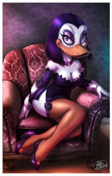 Magica's Couch by 14-bis