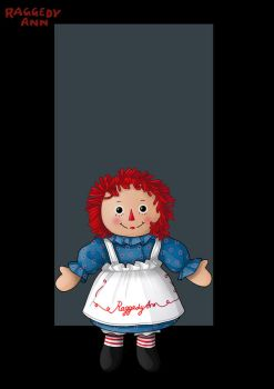 raggedy ann by nightwing1975