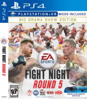 Fight Night Round 5 Fan Made Cover by marblegallery7