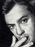 Jude Law by Doctor-Pencil