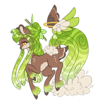 Woodland Angelfall Auction {CLOSED} by AlimareEmpire