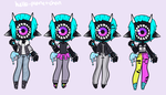 Outfit set - Vance by hello-planet-chan