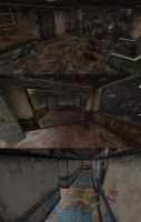 silent hill - Wood Side Apartments (download) by Mageflower