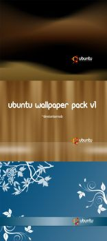Ubuntu Wallpaper Pack v1 by deviantarnab