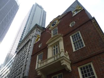Old State House - Boston by Rasylver