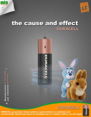 duracell by logotypes