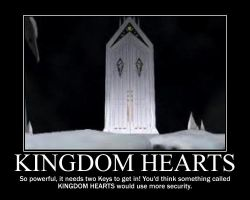 Kingdom Hearts Motivational by UltimaWeapon13