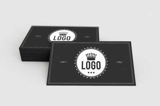 Business card free mock up PSD Black1 by dimkoops