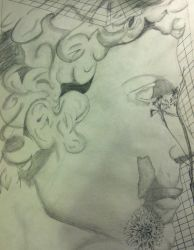 College Drawing 4 by palmercreativeind