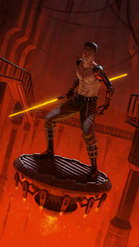 Sith Lord by CreativeSketcher
