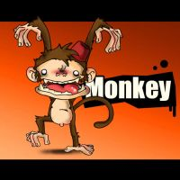 Monkey by gibson4ever