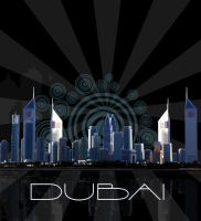 dubai by Mohsen83