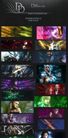 DD 1000 users psd pack by darkdesign-gfx