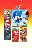 Sonic Boom 02 Cover by herms85