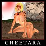Thundercats Cheetara by Dollmistress
