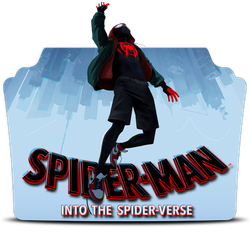 Spider-Man Into the Spider-Verse (2018) v1 by DrDarkDoom