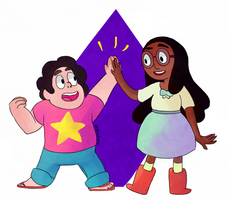 steven universe!! by Righteous-Darkness