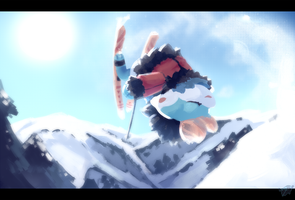dta entry: winter vacation by sugaryu