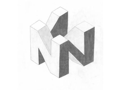 N64 logo by SlickFrame