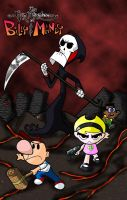 The Grim Adventures by Jeetdoh