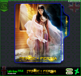 Prince Of Persia The Sands Of Time (2010)2 by Loki-Icon
