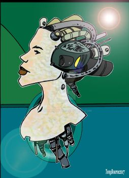 Borg Queen by TonyBourne