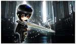 Final Fantasy Noctis by MuchPainInside