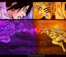 Naruto 695- The clash by Ghazwi-Mohamed